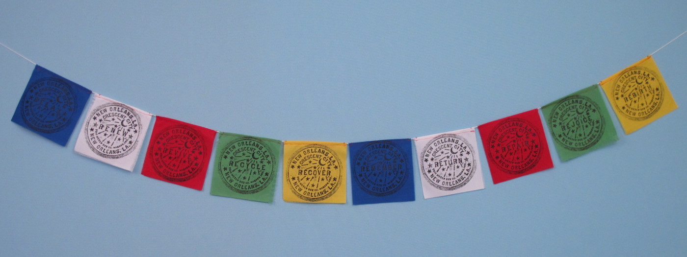 Handcrafted Prayer Flags