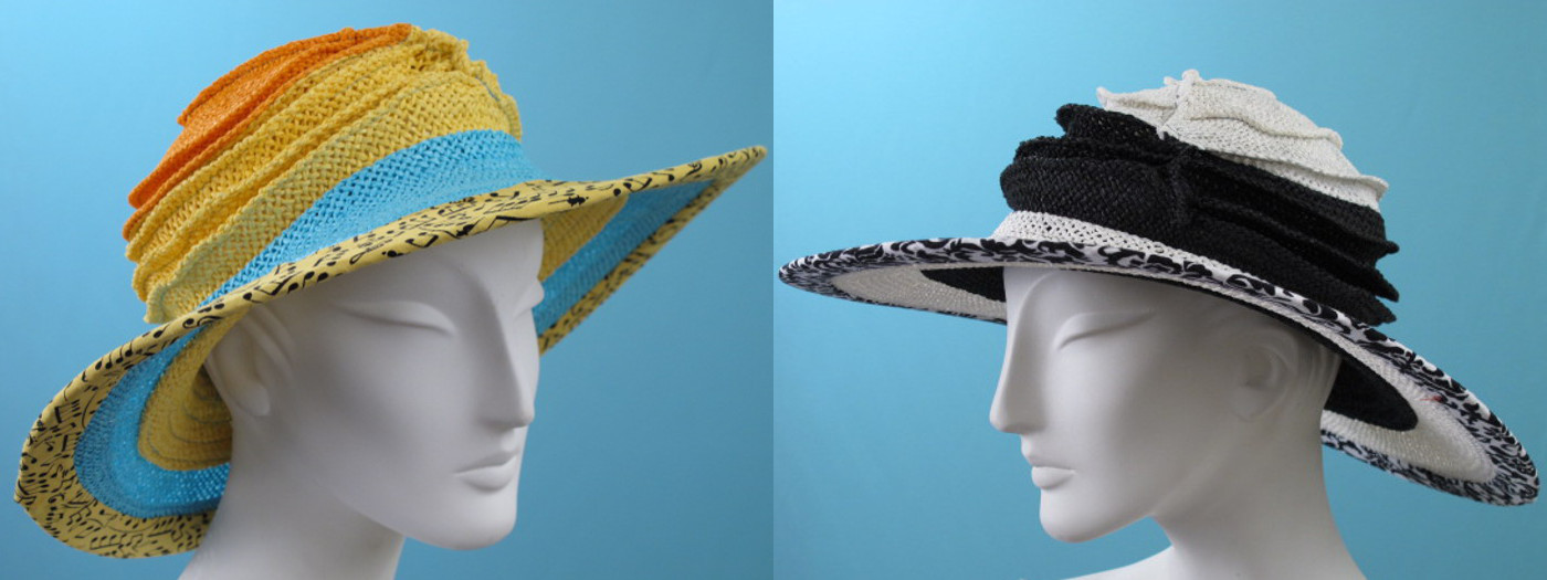 Handcrafted fine millinery